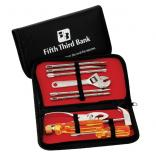 Zippered 10 Piece Tool Set