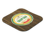 Thick Full Color Square Coaster