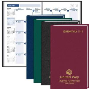 Ready Reference Monthly Pocket Planner