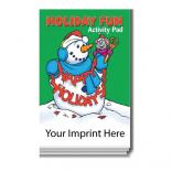 """Holiday Fun"" Activity Pad"