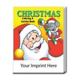 """Christmas"" Coloring Book"
