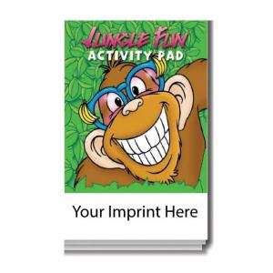 """Jungle Fun"" Activity Pad"