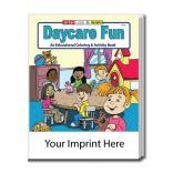 """Daycare Fun"" Coloring Book"