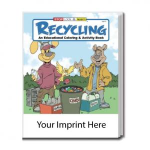 """Recycling"" Coloring Book"