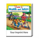 """Health And Safety"" Coloring Book"