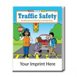 """Traffic Safety"" Coloring Book"