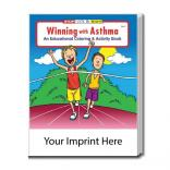 """Winning With Asthma"" Coloring Book"
