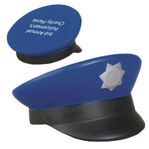 Police Cap Stress Relievers
