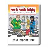 """How to Handle Bullying"" Coloring Book"