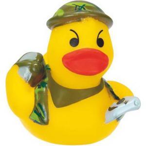 Mini Camouflage Rubber Duck