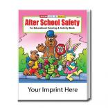 """After School Safety"" Coloring Book"