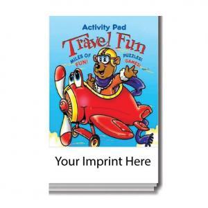 """Travel Fun"" Activity Pad"