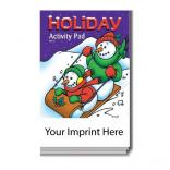 """Holiday"" Activity Pad"