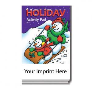 """""""Holiday"""" Activity Pad"""