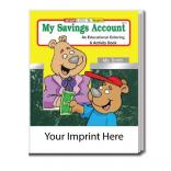 """My Savings Account"" Activity Book"