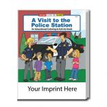 """A Visit To The Police Station"" Coloring Book"