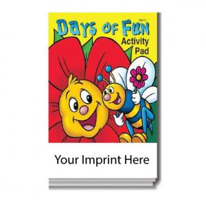 """Days of Fun"" Activity Pad"