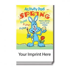 """Spring"" Activity Pad"