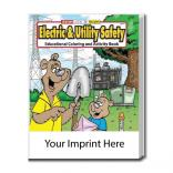 """Electric & Utility Safety"" Coloring Book"