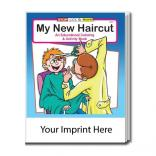 """My New Haircut"" Coloring Book"