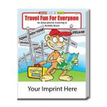 """Travel Fun for Everyone"" Coloring Book"