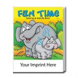 """Fun Time"" Coloring Book"