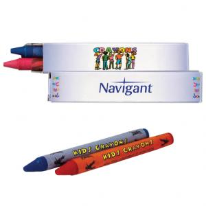 2-Pack Crayons
