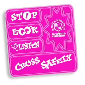 Reflective Safety Stickers