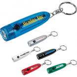 Bullet Shaped Keychain Light