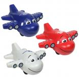 Smile Jumbo Jet Stress Relievers