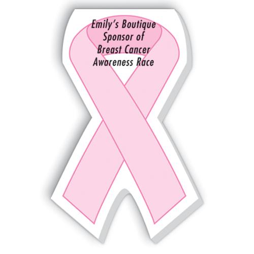 Pink Ribbon Scratch Pad