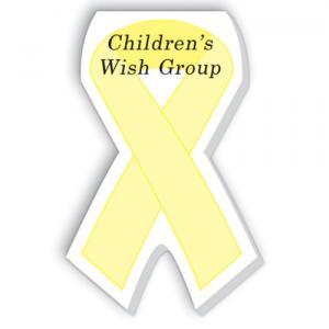 Yellow Ribbon Scratch Pad