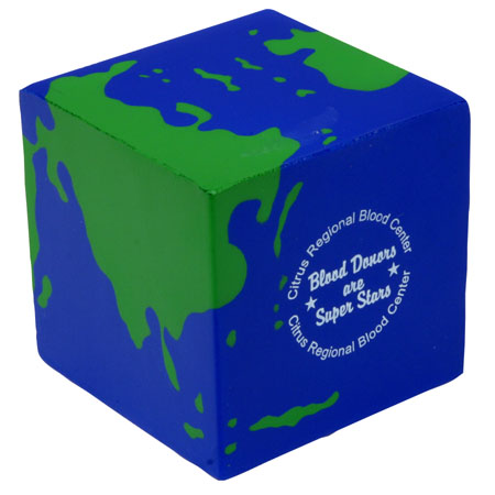 Earth Cube Stress Relievers