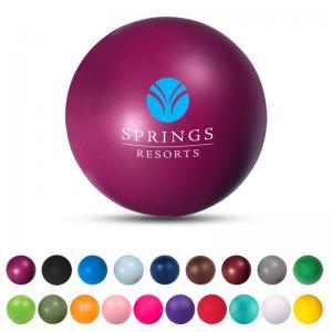 Round Stress Reliever Balls