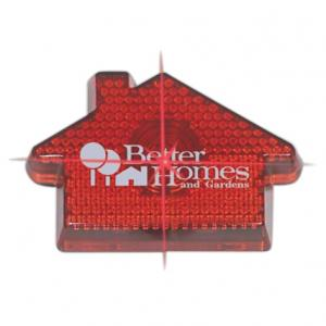 House Shaped Strobe Button
