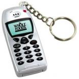 Memo Recording Cell Phone Key Ring