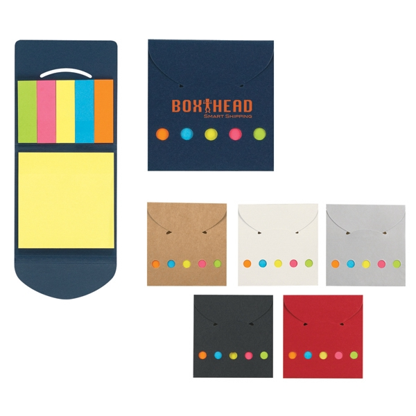 Sticky Notes and Flag Booklet
