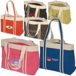 10 oz. Eco-Friendly Two-Tone Carryall