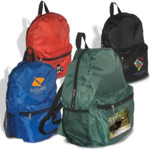 Econo Polyester Standard Backpack