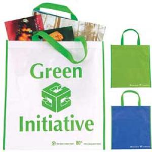 80% Recycled  Eco-Friendly Tote