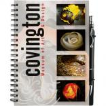 "7"" x 5.5"" Full Color Showcase Journal Book with 3 Year Calendar"