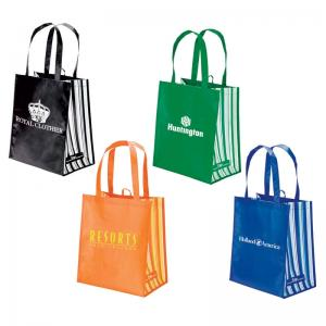 Recycled Tote Made from Water Bottles