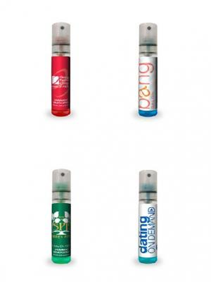 Ice Drops Flavored  Breath Spray