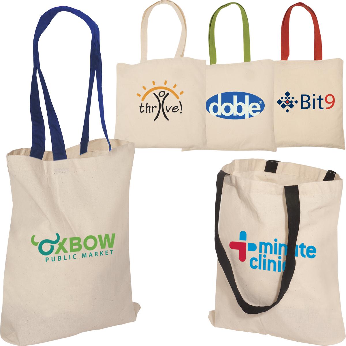 Budget Saver 4 oz. Cotton Tote Bag