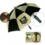 "62"" Vented Windproof Golf Umbrella"