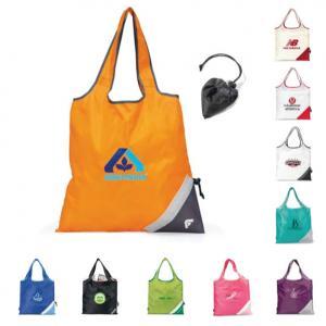 Convertible Drawstring Shopper Bag
