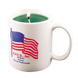 Candle in a Mug