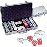 Titanium Deluxe Poker Kit
