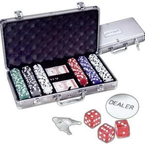 Titanium Deluxe Poker Kit
