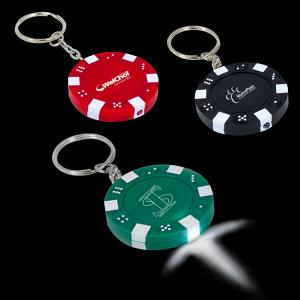 Casino Chip Key Light